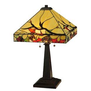 Woodland Berries 25 Table Lamp