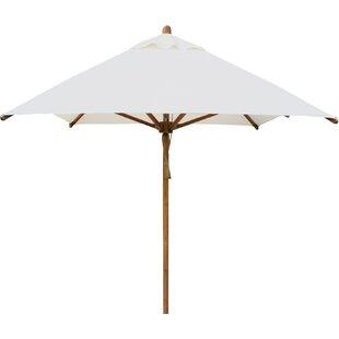 Bambrella Levante Rectangular Market Umbrella