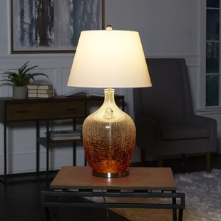 Alphonso Ombre Glass Table Lamp