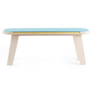 Maxman Wood Dining Bench By Ebern Designs