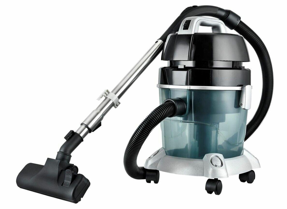 Kalorik Pure Air Water Filtration Bagless Canister Vacuum (Wayfair  Exclusive) & Reviews | Wayfair