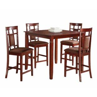 Jeter 5 Piece Dining Set