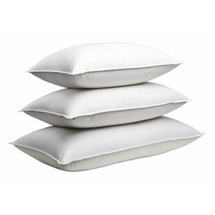 Perfect White Down and Feather Pillow