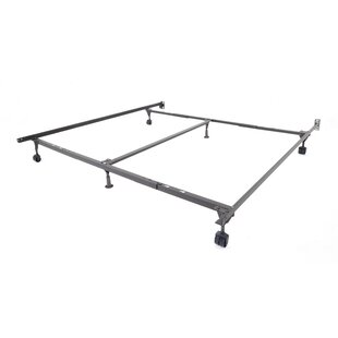 Giancarlo QueenKing Bed Frame by Alwyn Home