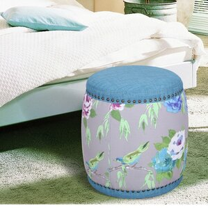Mayfield Oriental Style Ottoman by Ophelia & Co.