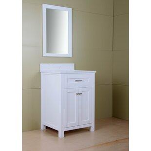 Ryenne 24 Single Bathroom Vanity Set by Darby Home Co