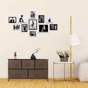 Emiko 5 Drawer Double Dresser by Latitude Run