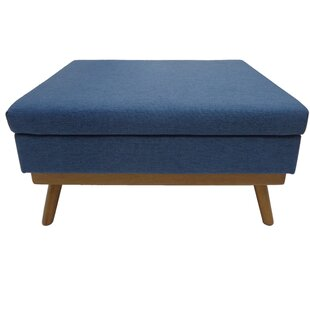 George Oliver Overbay Mid Century Ottoman