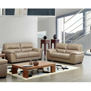 Latitude Run Alivia Sleeper Configurable Living Room Set