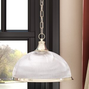 American Diner 1-Light Inverted Pendant