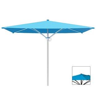Trace 6' Square Market Umbrella by Tropitone