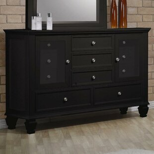 Darby Home Co Ellis 11 Drawer Dresser