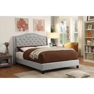 Mcdougal Upholstered Platform Bed by House of Hampton