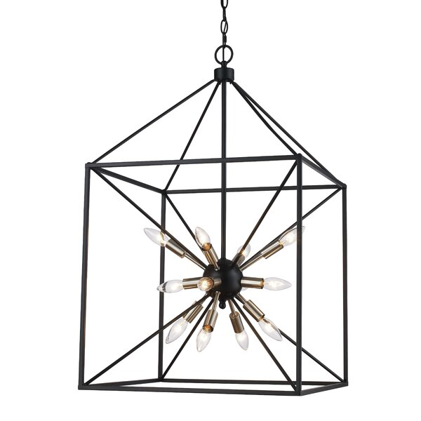 Belisle 12 Light Foyer Pendant Reviews
