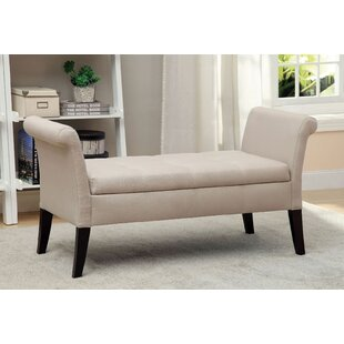 Find the perfect Columbus Upholstered Storage Bench ByOphelia & Co.