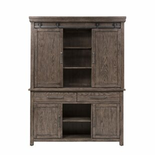 Chriswell Hutch (Set of 2) by Gracie Oaks