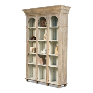 One Allium Way Malachi Reading Room Standard Bookcase