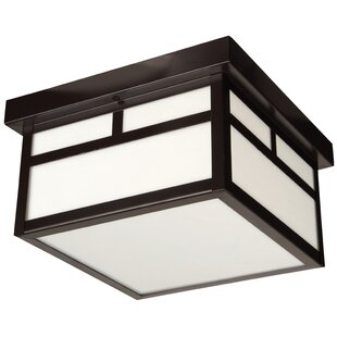 Biali 1 Light Flush Mount by Charlton Home