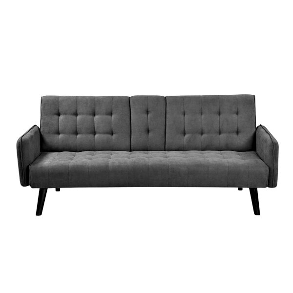 Futon With Cup Holder Wayfair