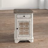 Tavant End Table with Storage by One Allium Way®