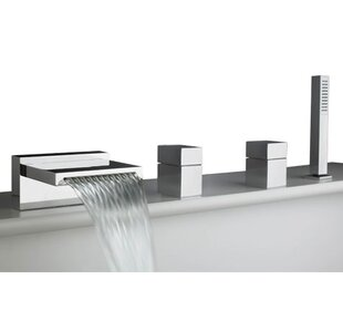Artos Quarto Deck Mount Roman Tub Faucet ..