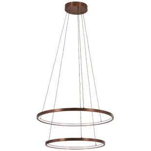 Glaude 2-Light Chandelier ..