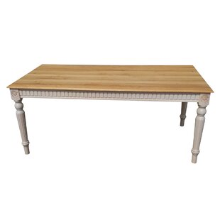 Felicien Solid Wood Dining Table