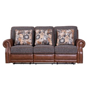 Eleanor Leather Reclining Sofa