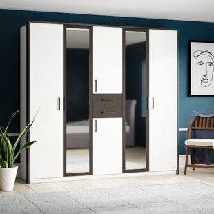 Diver 8 Door Wardrobe By Wimex