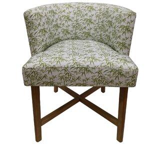 Vanmeter Barrel Chair by Bay Isle Home