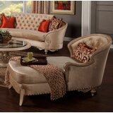 Oak Hill Chaise Lounge by Astoria Grand