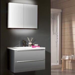 Belfry Bathroom 80 cm Wandmontierter Wandtisch M..