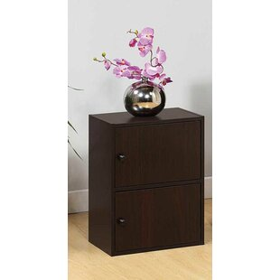 Affordable Price Nivens 2 Door Accent Cabinet ByEbern Designs