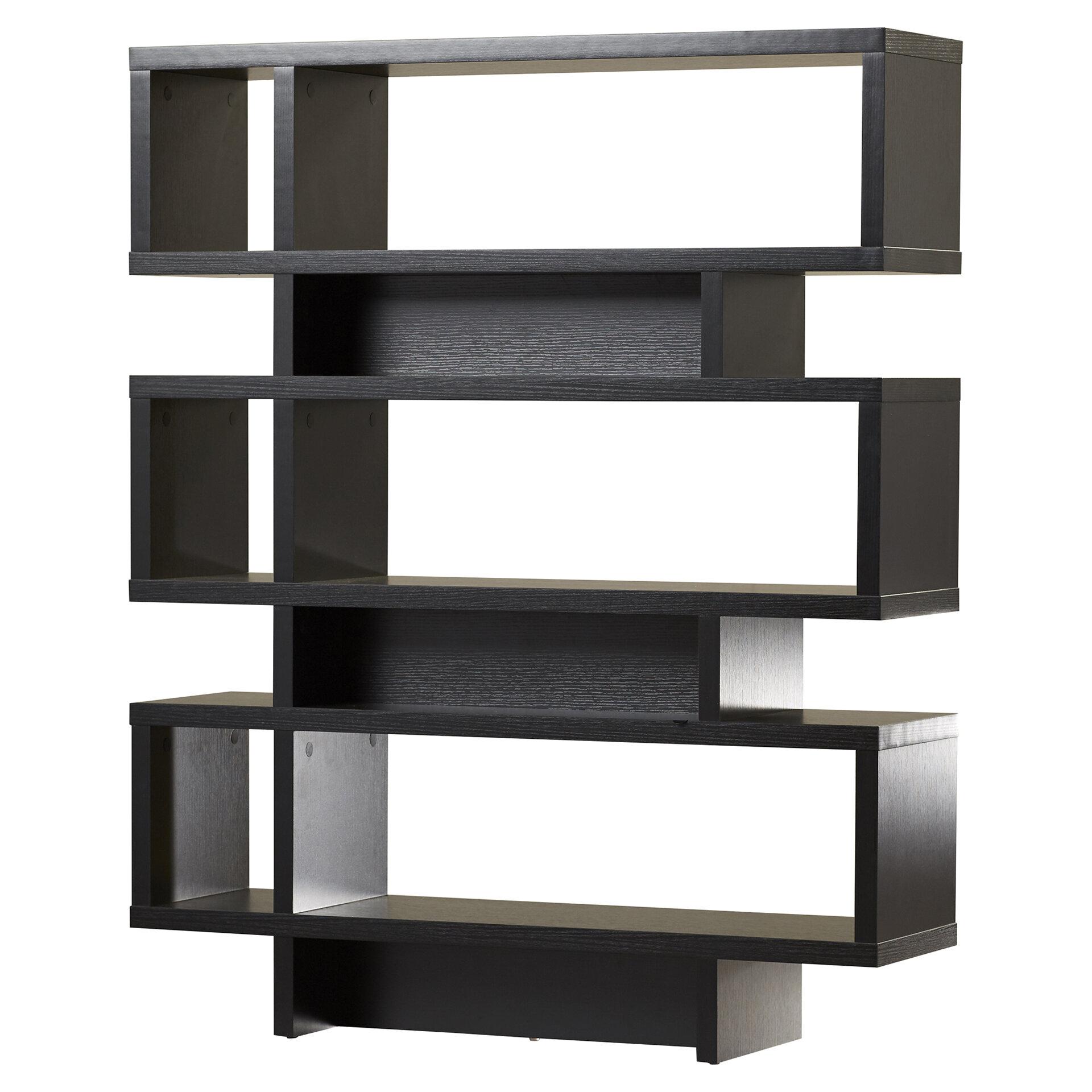 Carnageeragh Geometric Bookcase