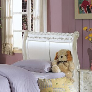 Pearl Sleigh Headboard by ACME Furniture