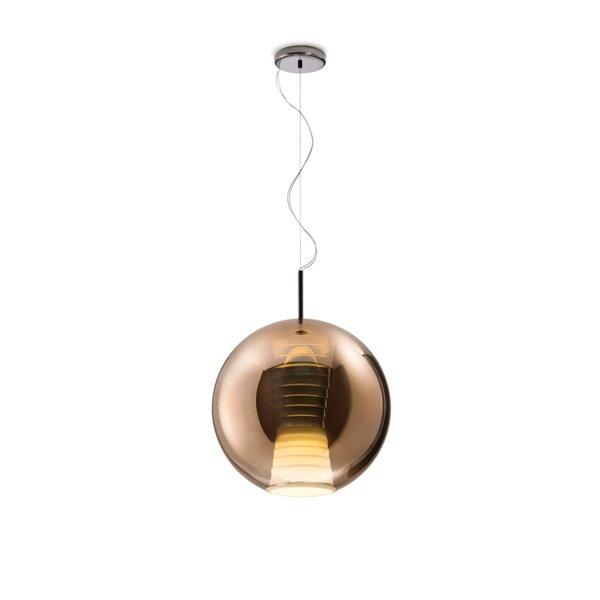 Beluga 1-Light LED Globe Pendant