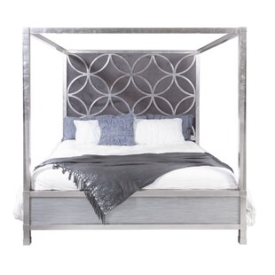 Adelina King Upholstered Panel Bed