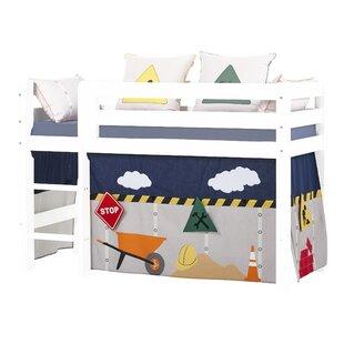 Construction Curtain By Hoppekids