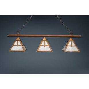 Northeast Lantern Pendant 3-Light Outdoor Pendant