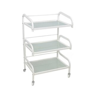 Compare prices 3 Tiers Hairdresser Beauty Storage Trolley Shoe Rack By Symple Stuff