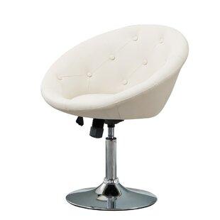 Arnsten Swivel Lounge Chair by Orren Ellis