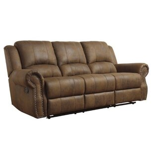 Price Check Haslingden Reclining Sofa by Darby Home Co Reviews (2019) & Buyer's Guide