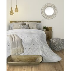 Gray Silver Modern Rustic Duvet Covers Sets You Ll Love In 2021 Wayfair