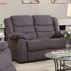 Jacinta Motion Reclining Loveseat by ACME Furniture