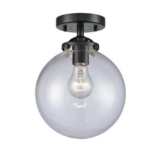 Ranae 1-Light Semi Flush Mount..