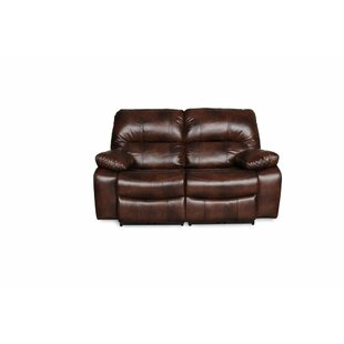 Kinder Recliner Loveseat Red Barrel Studio