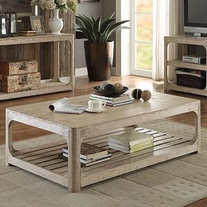 Hartford Coffee Table by Anthony California