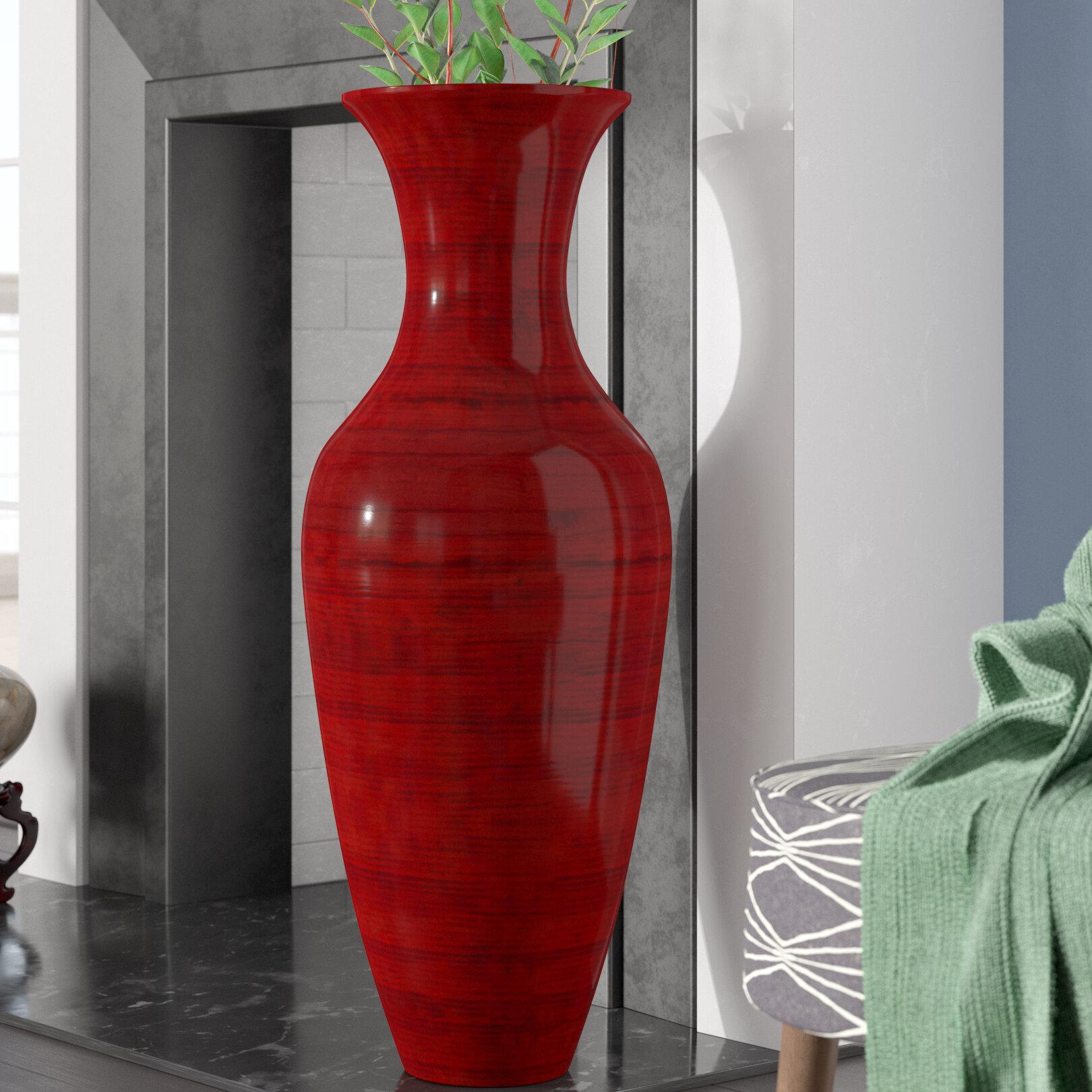 Kalb Bamboo Floor Vase Reviews