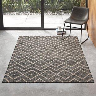 Modern Geometric Jute Sisal Area Rugs Allmodern