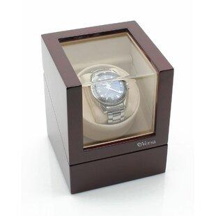 Check Prices Versa Elite Single Winder Watch Box ByJP Commerce